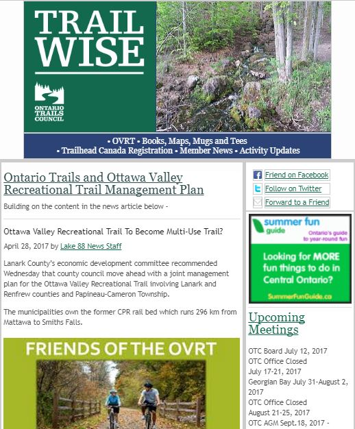 Trailwise July 6, 2017